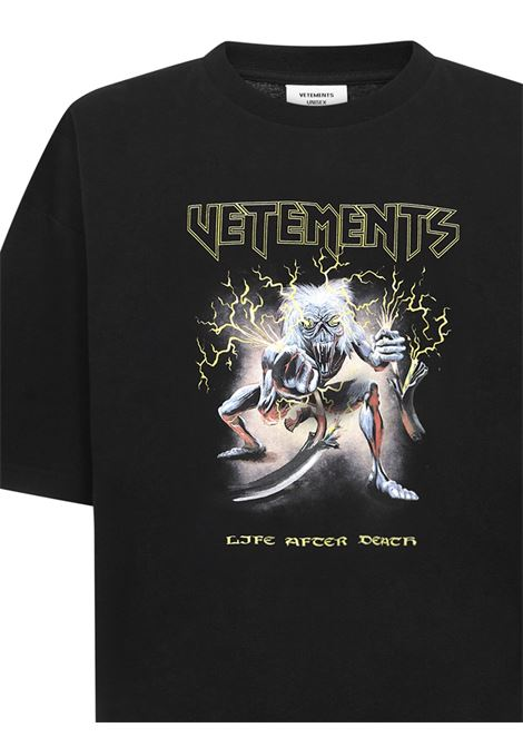 T-shirt Vetements VETEMENTS | 8 | UE51TR560BBLACK