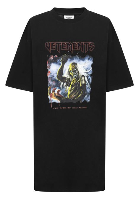 T-shirt Vetements VETEMENTS | 8 | UE51TR570BBLACK