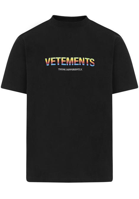 Vetements T-shirt Vetements | 8 | UE51TR620BBLACK