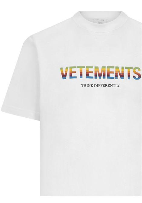 Vetements T-shirt Vetements | 8 | UE51TR620WWHITE