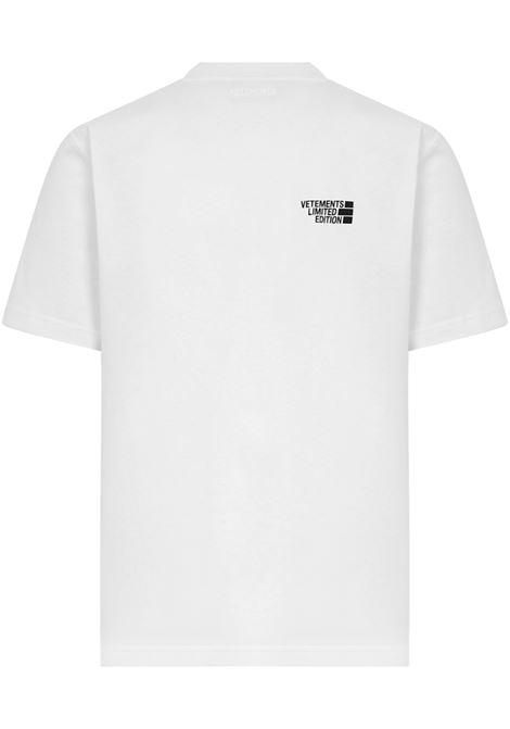 Vetements T-shirt  Vetements | 8 | UE51TR720WWHITE