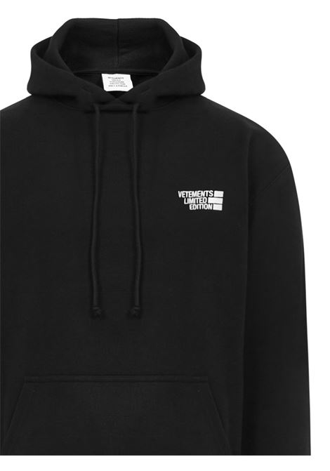 Felpa Vetements VETEMENTS | -108764232 | UE51TR730BBLACK