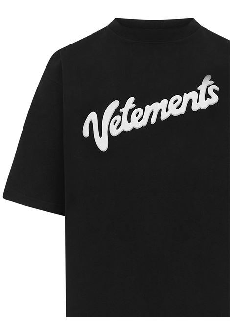 T-shirt Vetements VETEMENTS | 8 | UE51TR760BBLACK