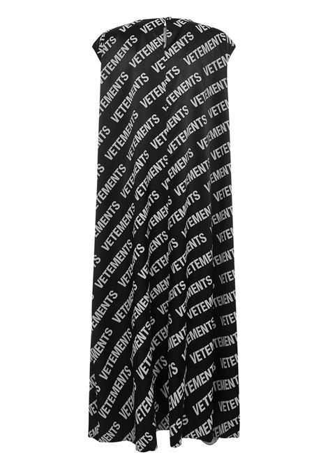 Vetements Dress VETEMENTS | 11 | WE51DR330BBLACKWHITE