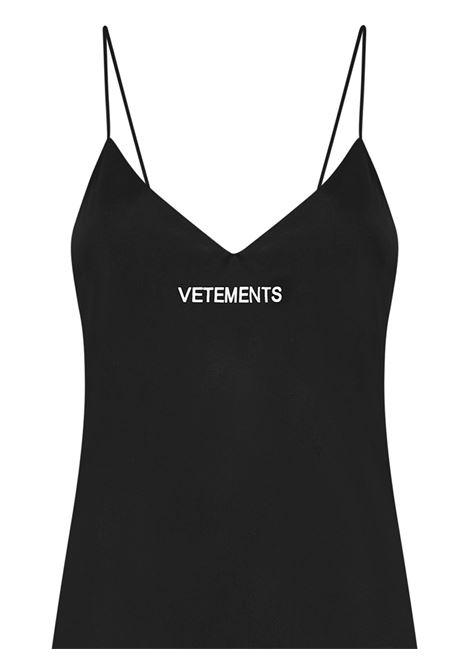 Abito Vetements Vetements | 11 | WE51DR600BBLACK
