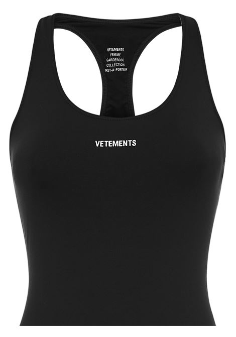 Vetements Dress VETEMENTS | 11 | WE51DR650BBLACK