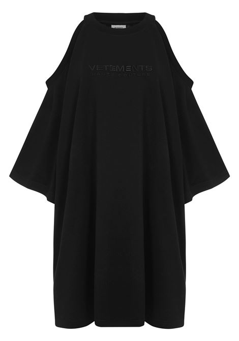Vetements Dress VETEMENTS | 11 | WE51DR845BBLACK