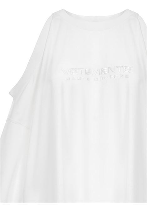 Vetements Dress VETEMENTS | 11 | WE51DR845WWHITE