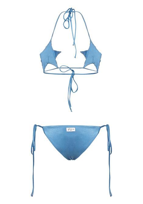 Voi Sola X Michele Franzese Superstar Bikini Voi sola | 138 | SS0101ACAPSULEAZZURRO
