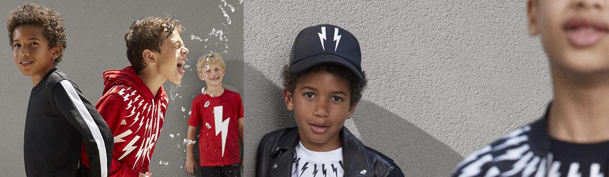 Neil Barrett kids