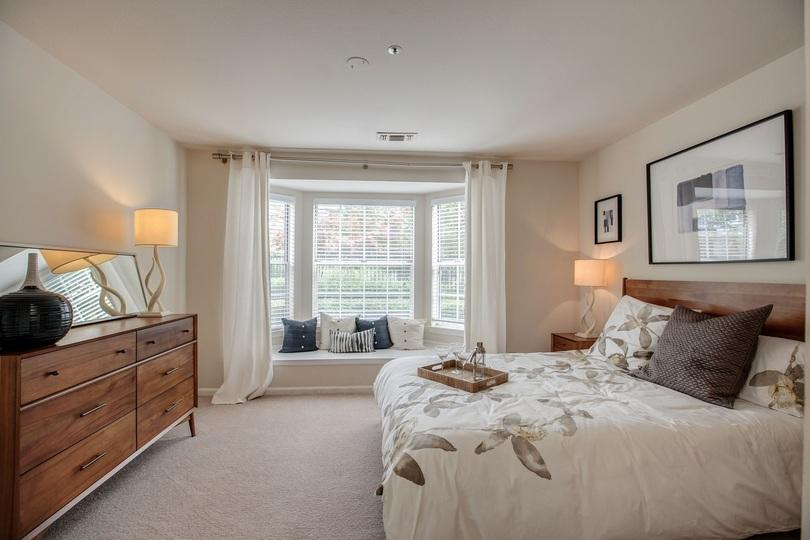 Bedroom at Cascades Overlook