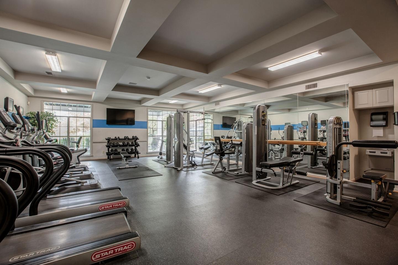 Fitness Center at Cascades Overlook