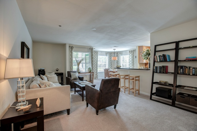 Living Space at Cascades Overlook