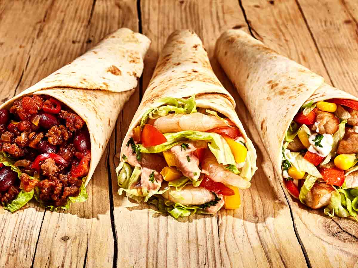 Calories In Breakfast Wrap By A W Restaurants Ca And Nutrition Facts Mynetdiary Com