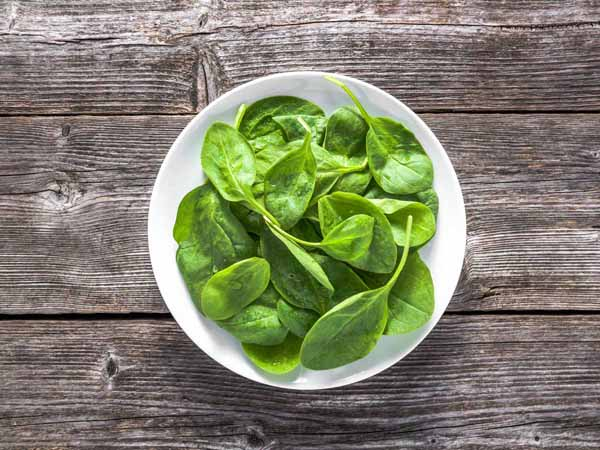 Calories In Spinach Salad By Fiorella S Jack Stack Bbq And Nutrition Facts Mynetdiary Com