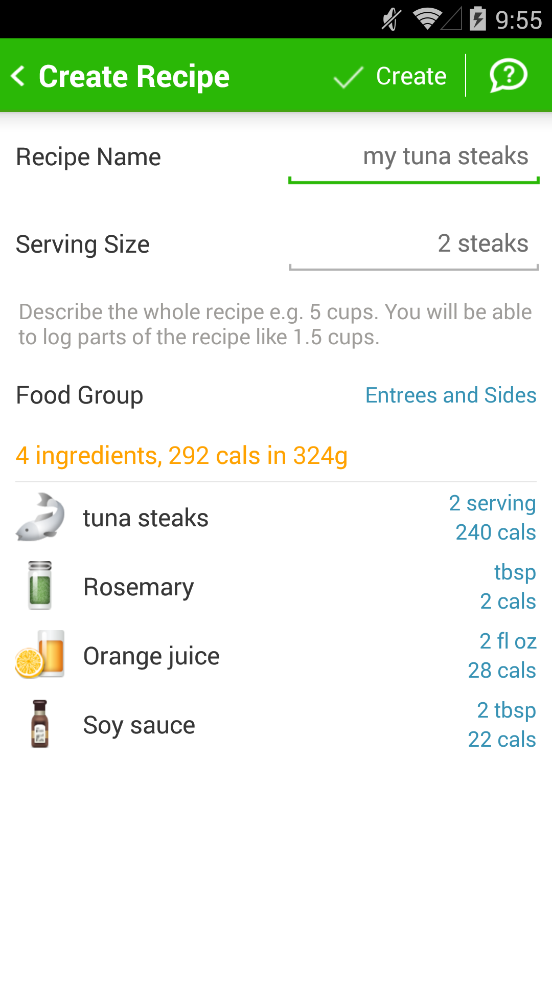 Best Food Tracking App With Fitbit