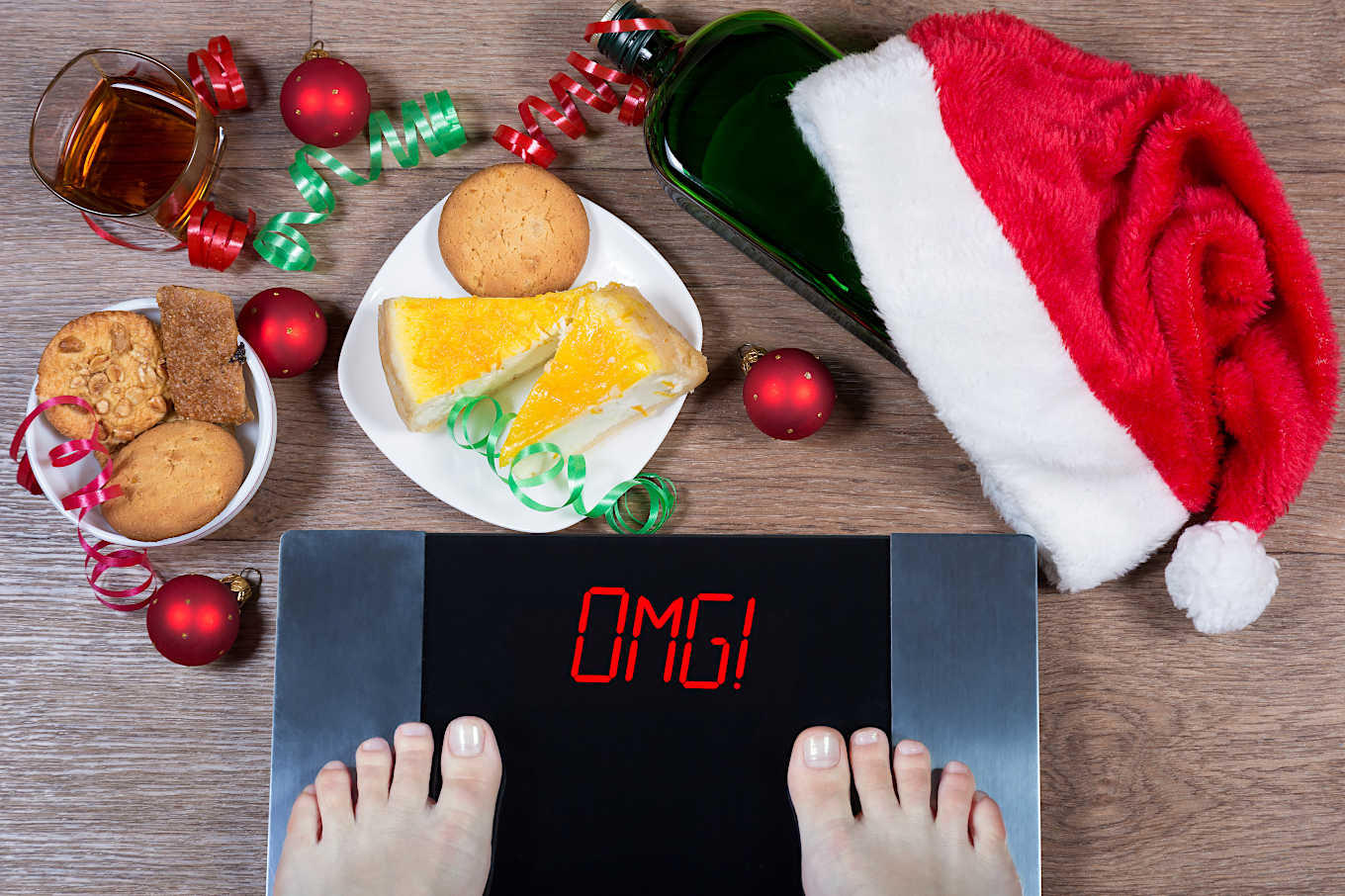 3 Ways to stick to your goals and stop holiday weight gain