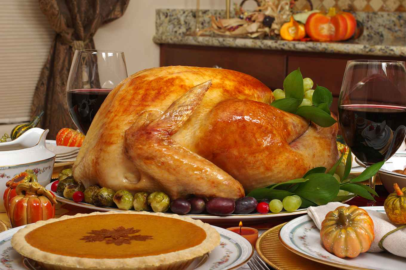 5 Ways to de-junk your Thanksgiving