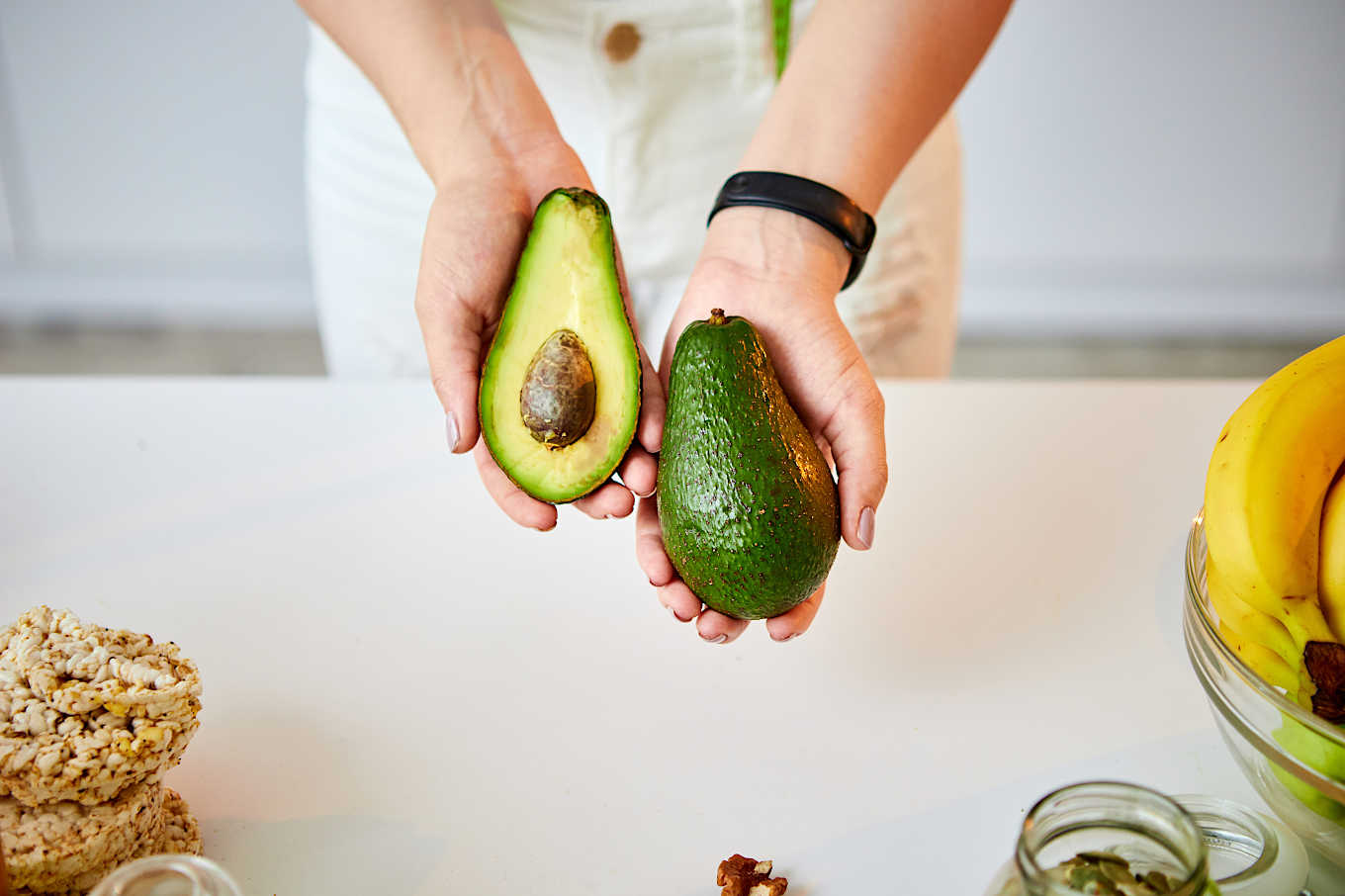 Avocados heart-healthy