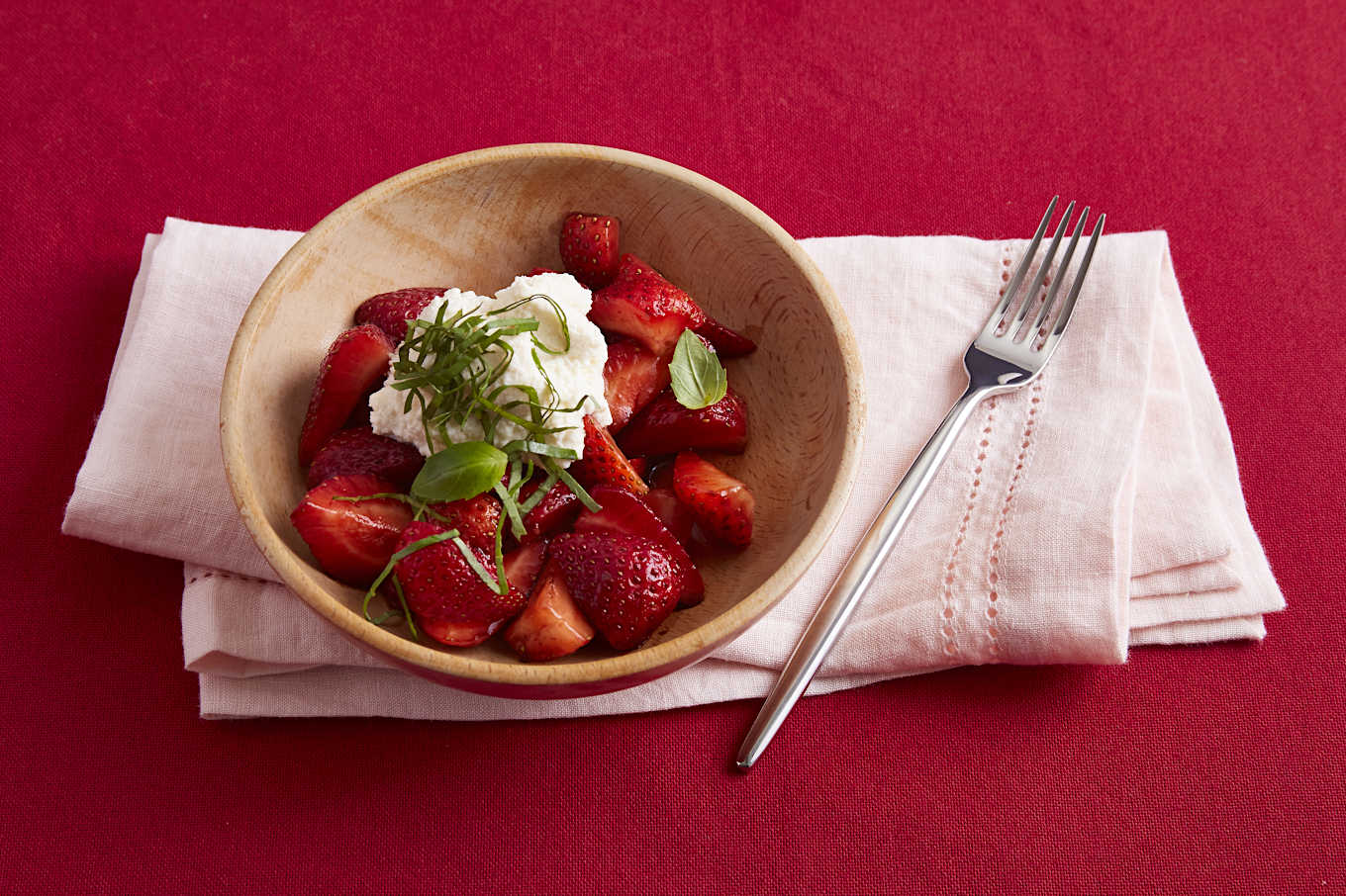 Easy strawberry recipes