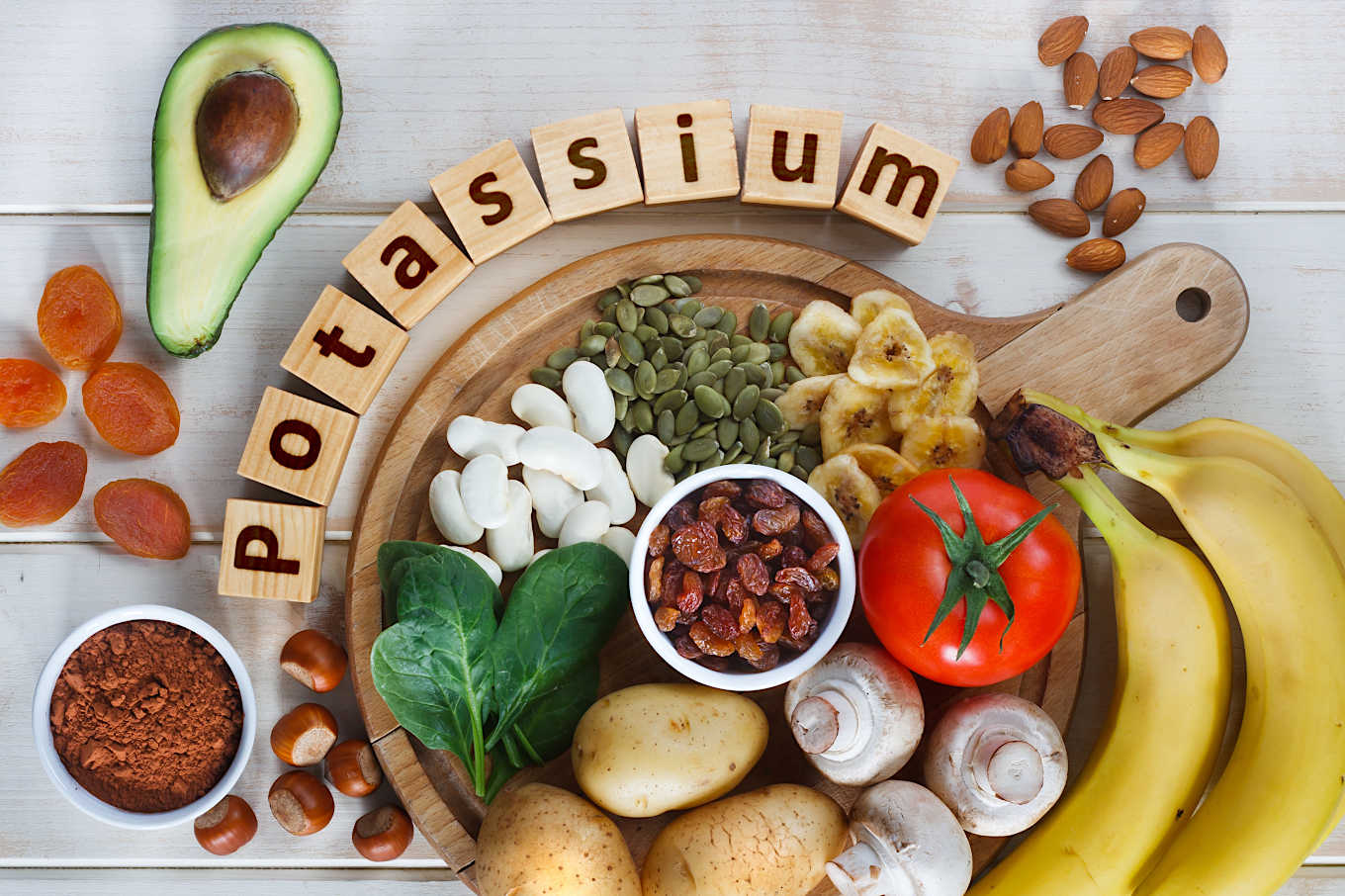 Best potassium sources