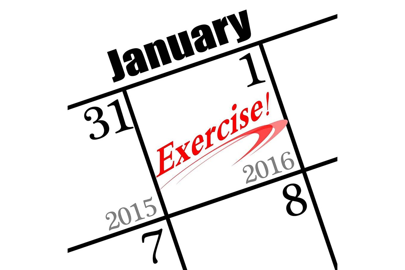 3 Ways to Put Fun into Exercise and Keep Your Resolutions!