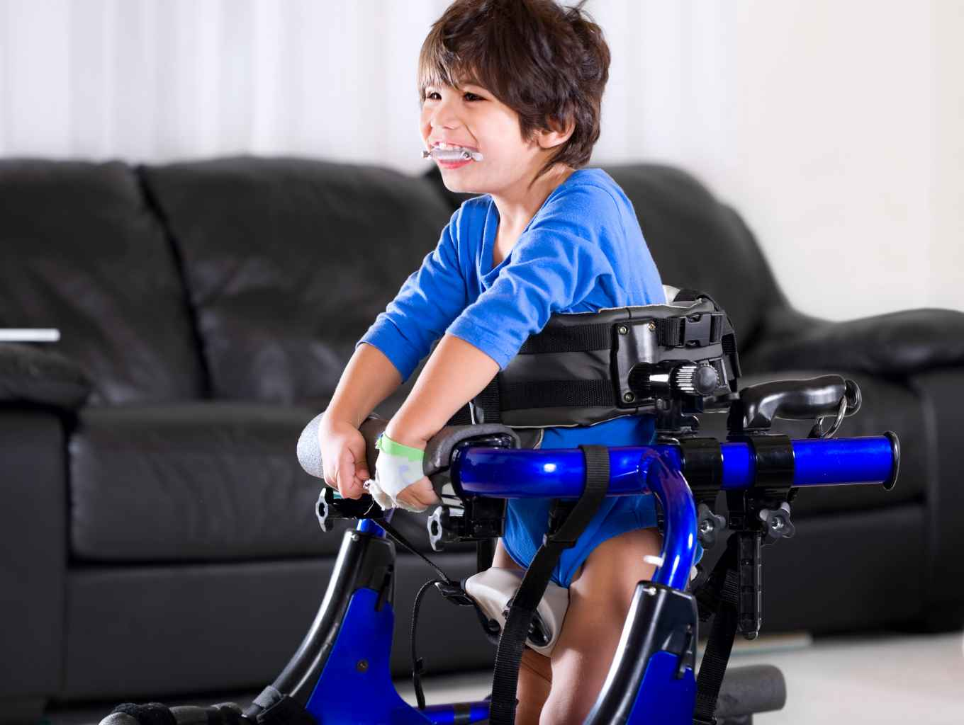The Importance of Nutrition with Cerebral Palsy