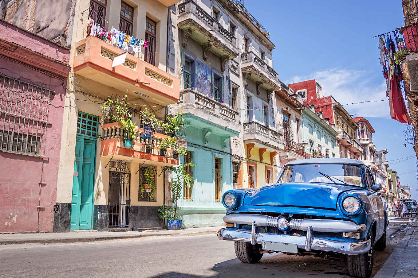 Cuba:  More than old Buicks and the Buena Vista Social Club