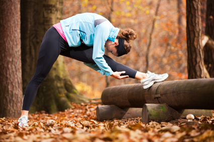 Don't Let Autumn Make Your Healthy Lifestyle