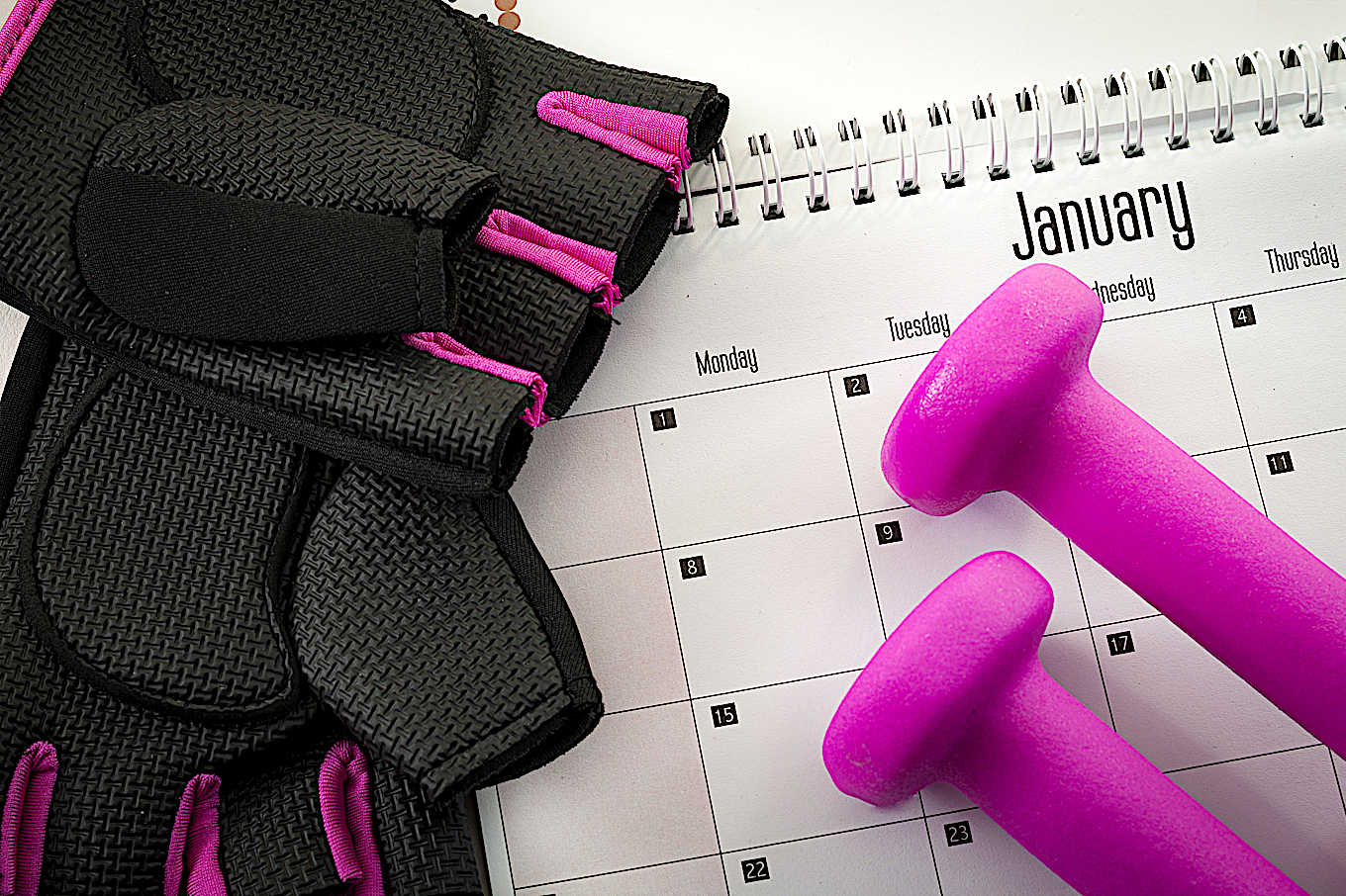 Expert tips for how to keep New Year's resolutions