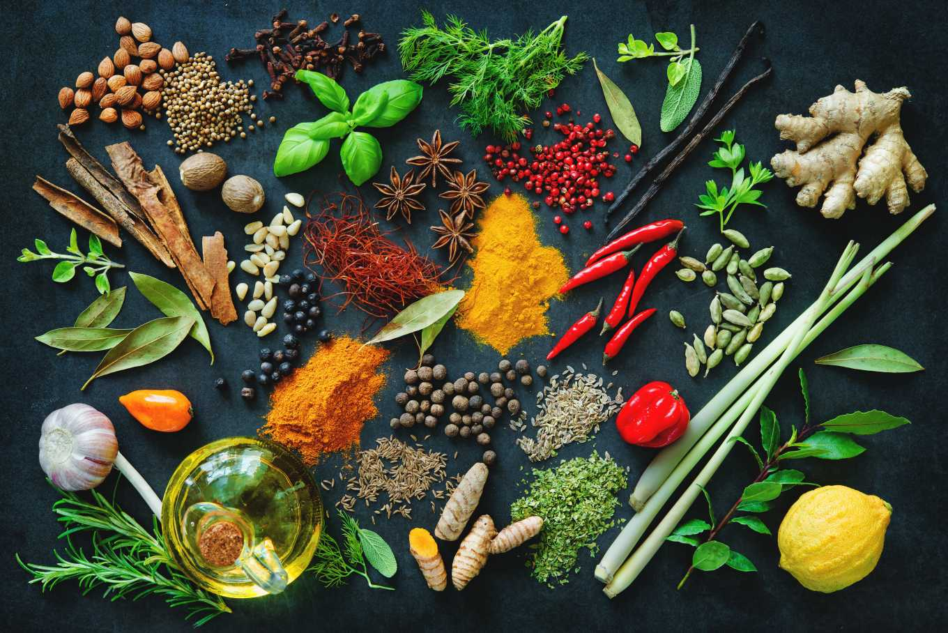 Is your food always bland? You may be missing the trick with these spices and herbs!