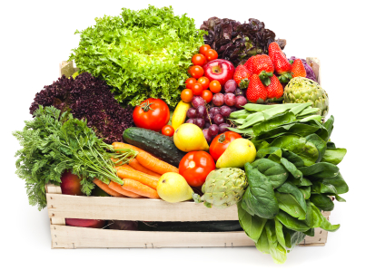 Trying to Lose Weight & Eat Healthier? Join a CSA!