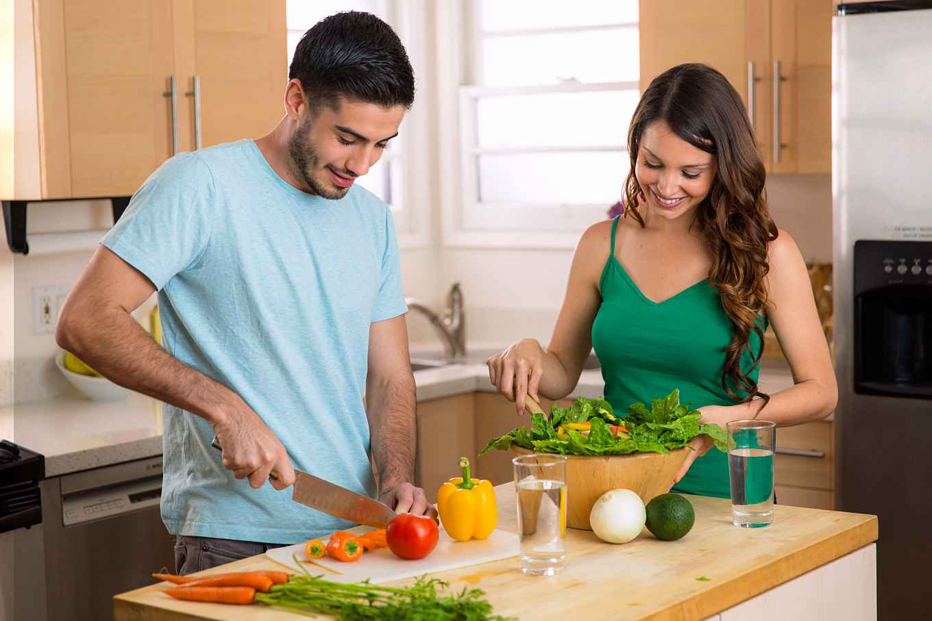 Set Yourself Up for Healthy Cooking