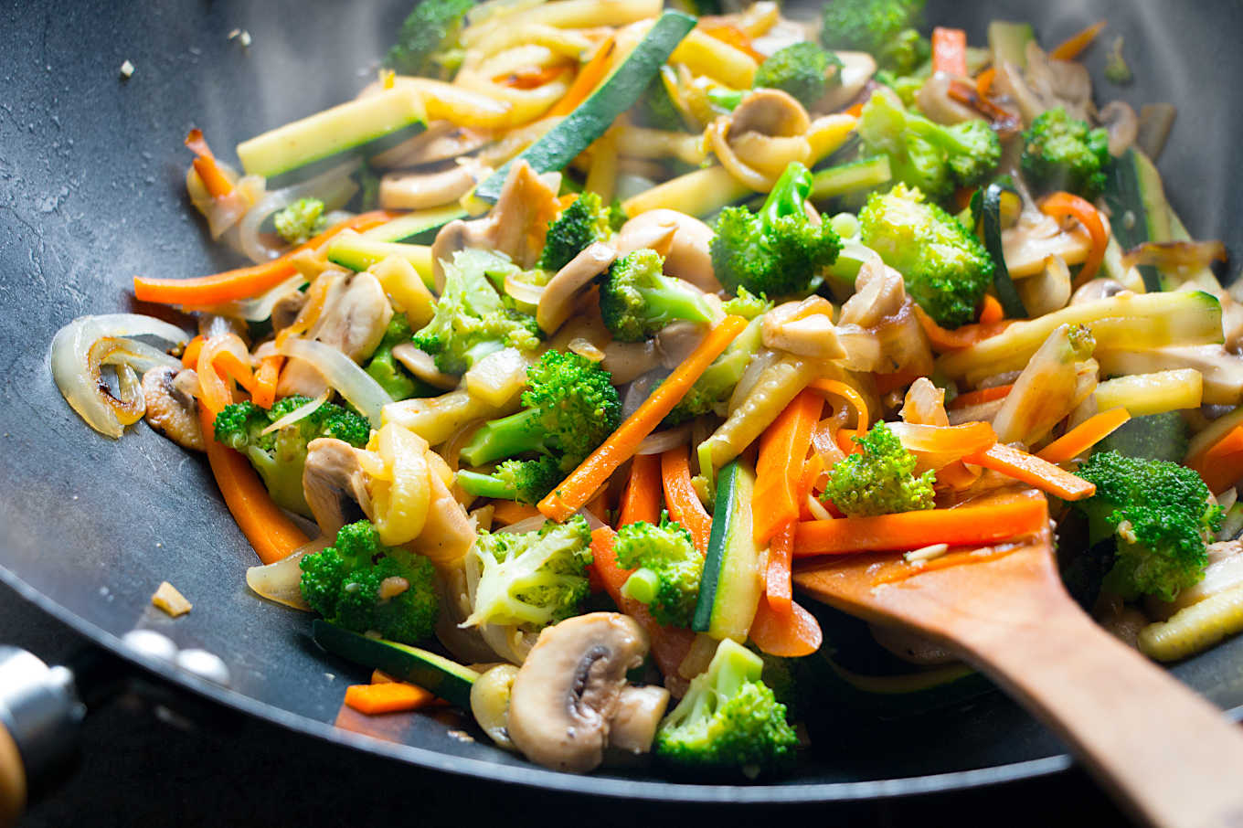 healthy vegetable recipes for weight loss