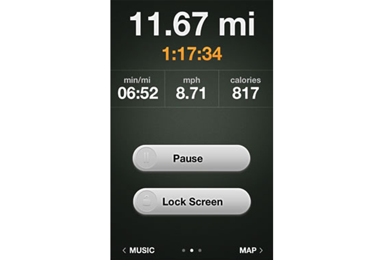 MyNetDiary Releases GPS Tracker Running/Activity App