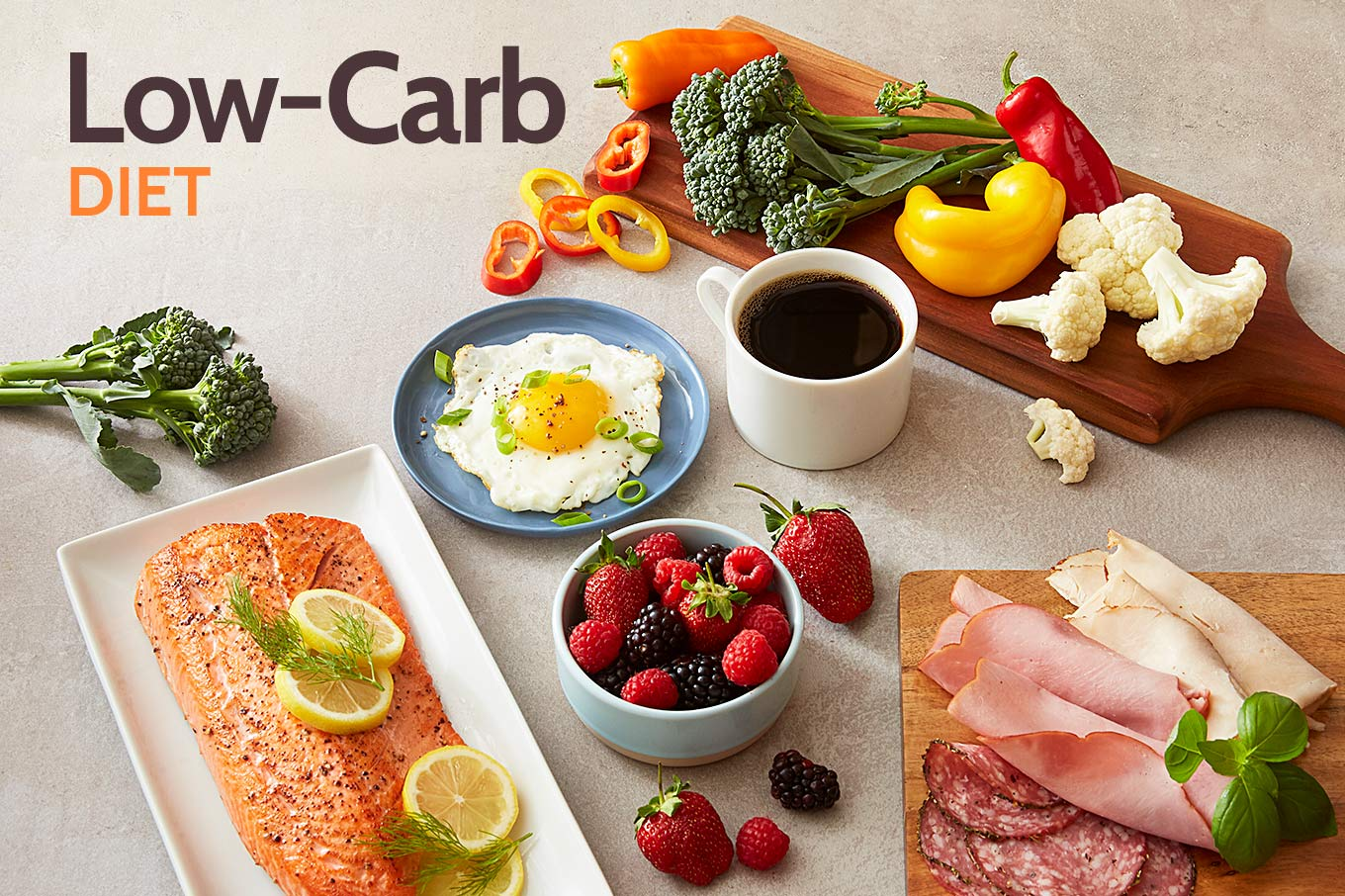 Starting a low-carb diet