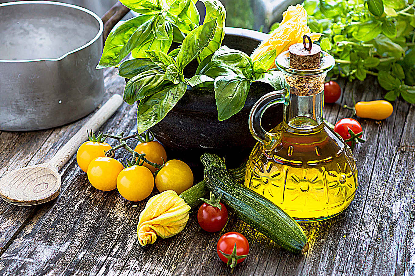 Why The Mediterranean Diet Was Ranked 2019's Top Diet