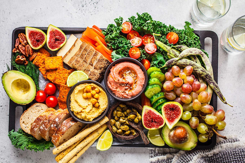 mediterranean diet snack foods