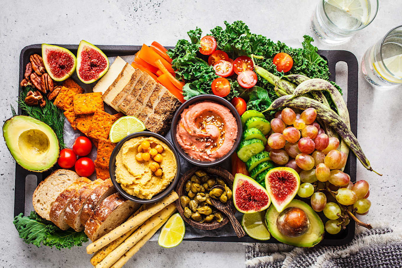 10 Mediterranean snacks