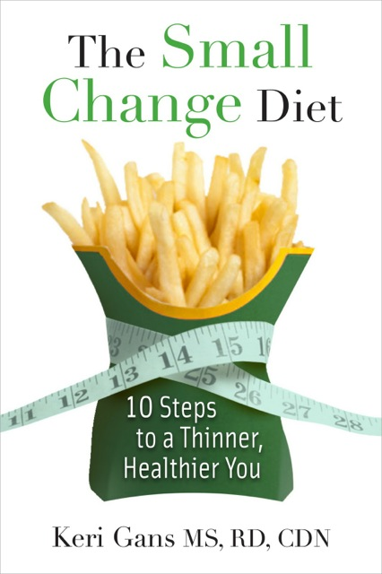 Book Review: The Small Change Diet: 10 Steps to a Thinner You