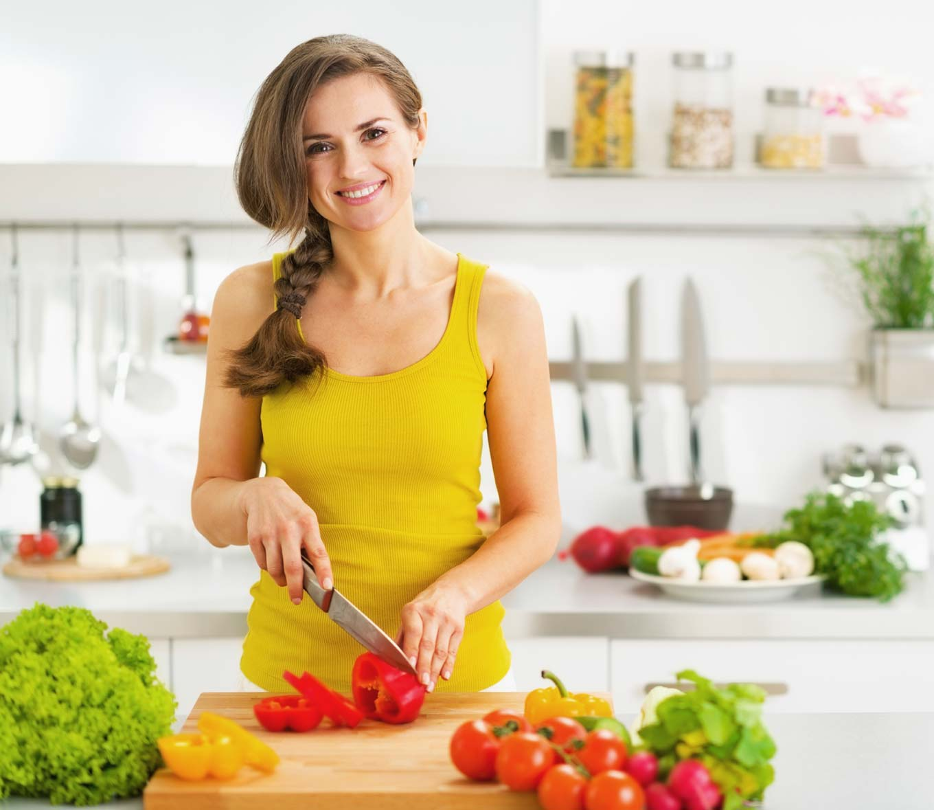 Be Your Own Sous Chef, Increase Fruit and Veggie Intake