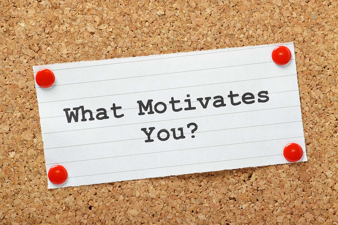Staying Motivated – What's Getting in Your Way?