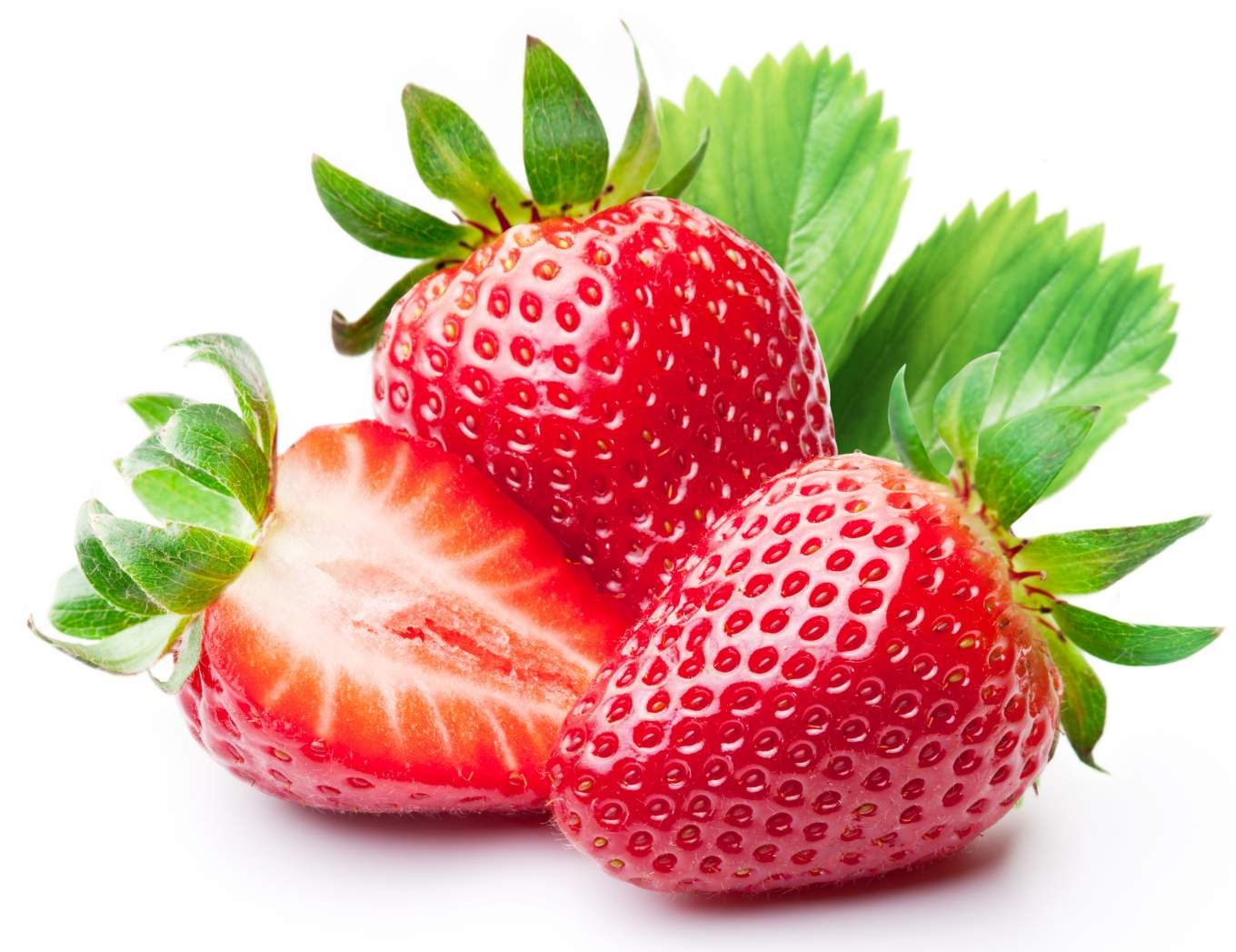 Strawberries: Delicious, Sweet, and Healthy!