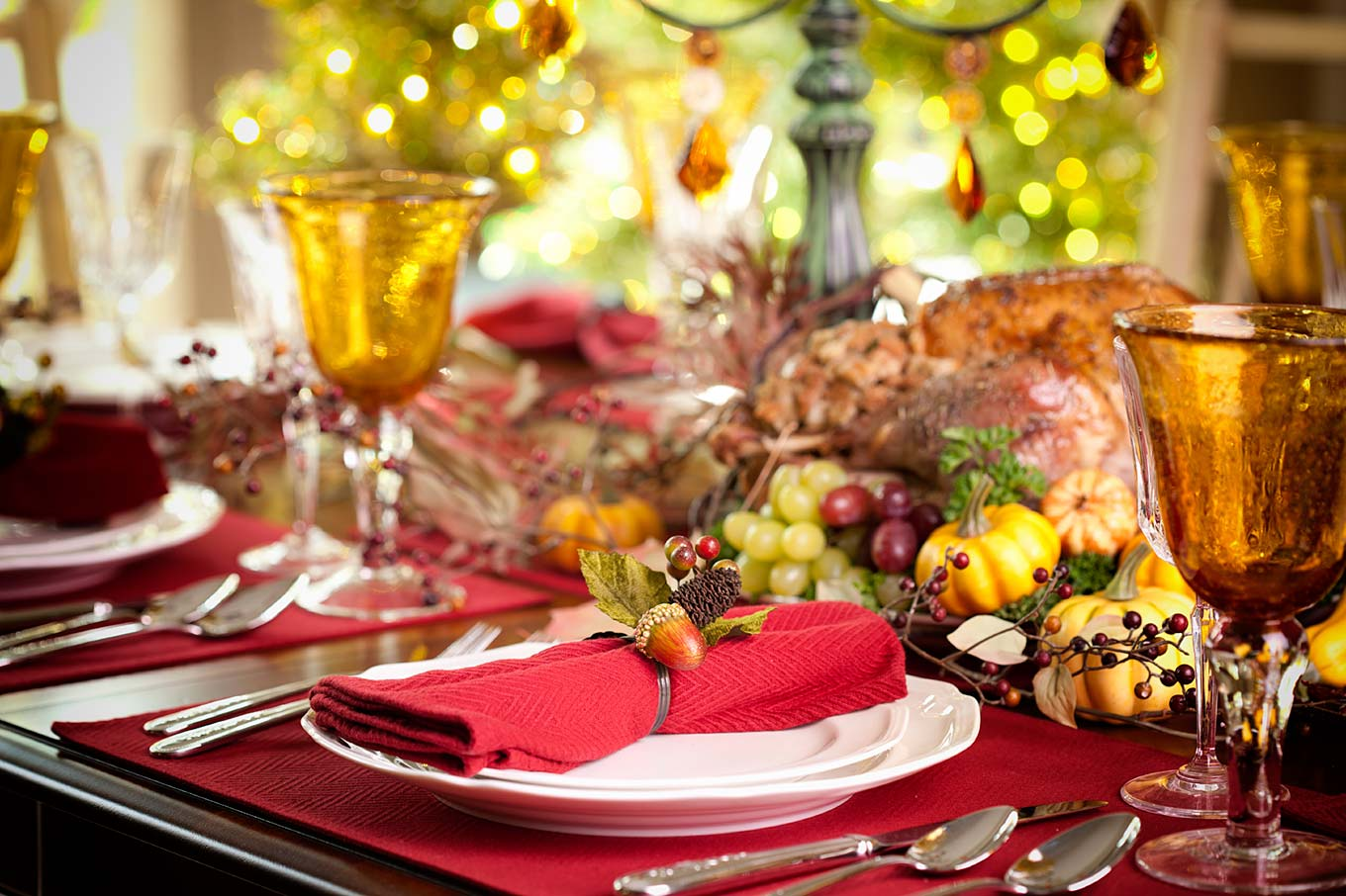 10 Thanksgiving Survival Strategies (for your diet!)