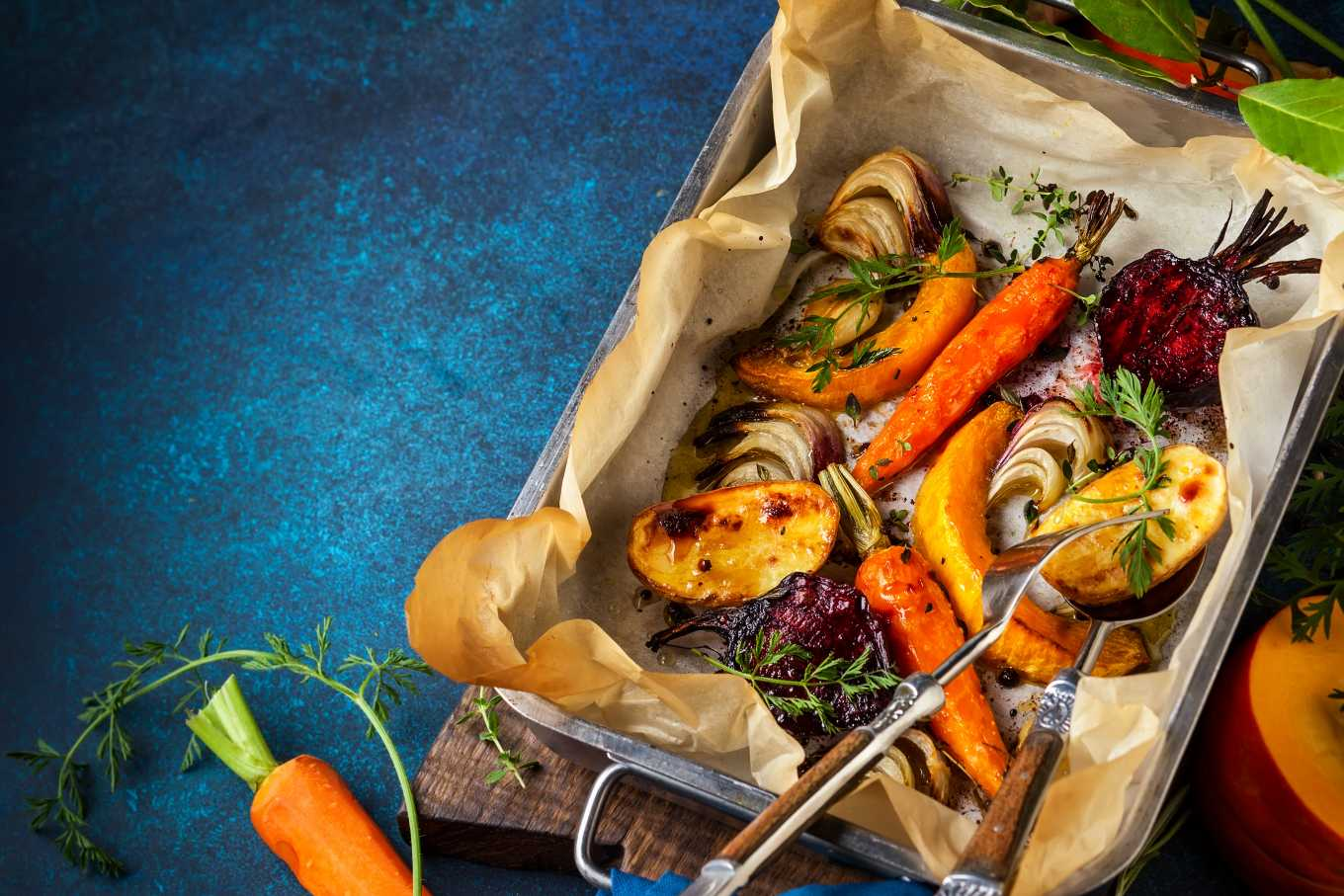 Here is the key to roasted vegetables made easy!