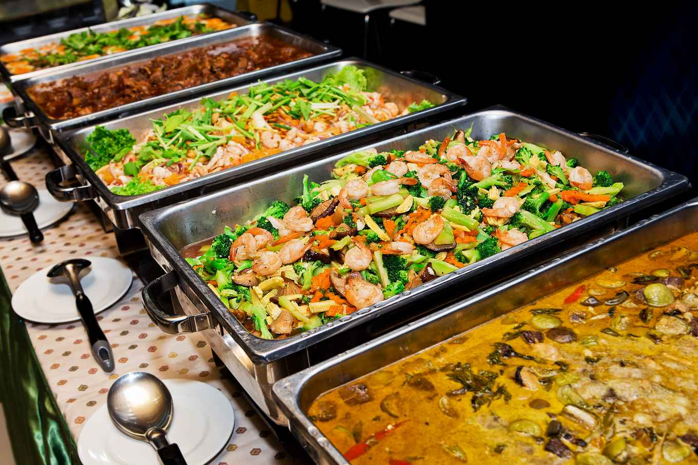 Tips for Healthier Eating at Chinese American Buffets