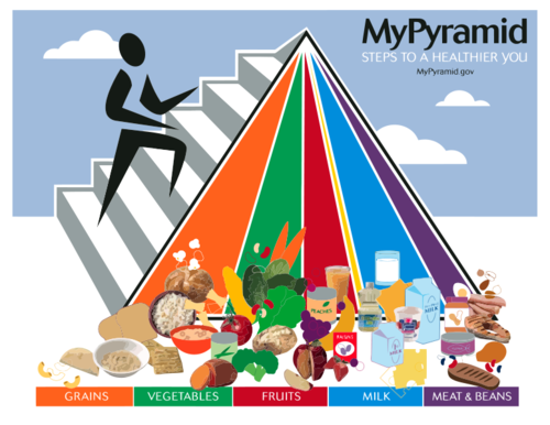 USDA MyPlate Topples the Pyramid