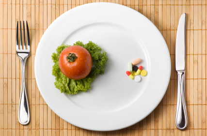 Where There's a Pill There's a Plate: Finding Nutrition Naturally