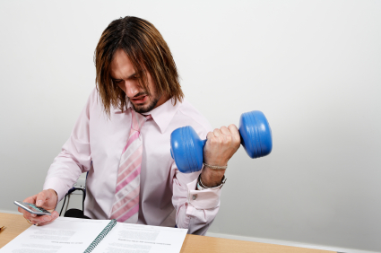 Chained to Your Desk? It Could be Harming Your Health