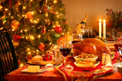 How to Not Overeat During the Holidays